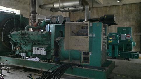 康明斯静音移动柴油发电机组维修