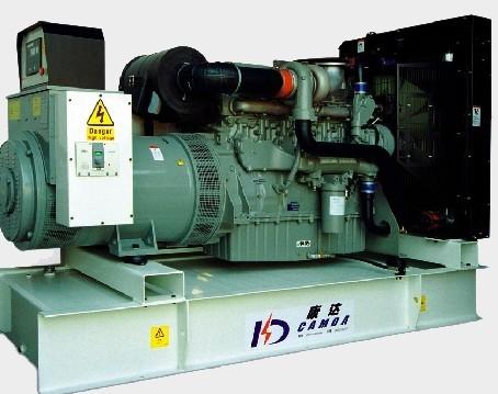 370kw发电机-康达燃气发电机组