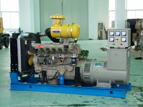 潍坊柴油发电机组